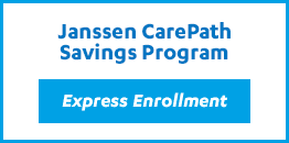 Janssen Care Path Savings Program, Express Enrollment